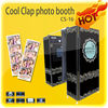 High Tech Classical Photo Booth CS-16