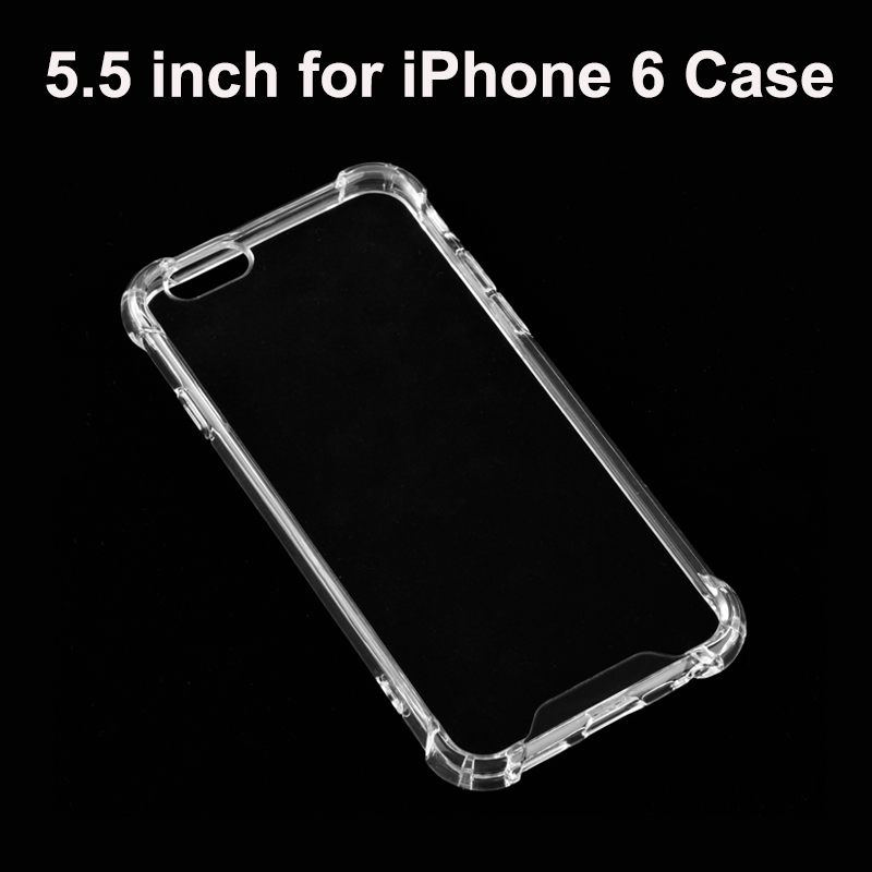 Atouchbo new arrival high quality pc+tpu mobile phone protective case for i phone 6 6s cases