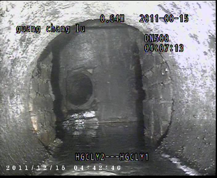 Cctv Rotating Explosion Proof Digital Camera Drain Sewer