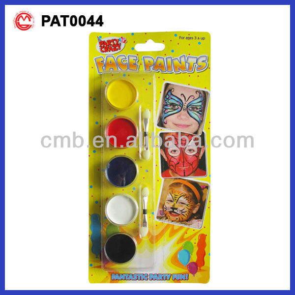 5pc billige gesicht malen k rpermalerei gegenst nden for Cheap face painting houston