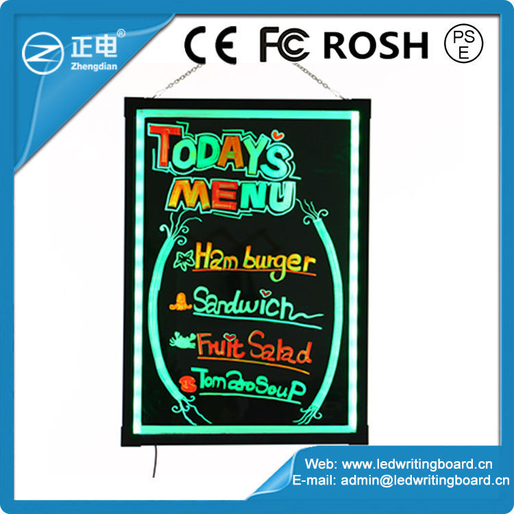 new electronic products on market led light display advertising board