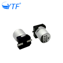 RVT series of SMD 35V 10UF diameter 4-6mm lowes motor start capacitor
