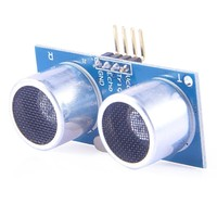 SHANHAI high quality HC-SR04 Active Ultrasonic sensors 4pin module in stock at cheap price from china suppliers