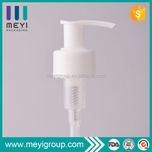 28/410 wholesale plastic white manual foam soap lotion dispenser pump