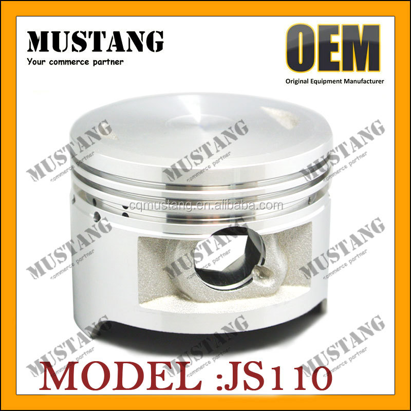 Motorcycle Spare Parts Piston JS110/CRYPTON for Yamaha