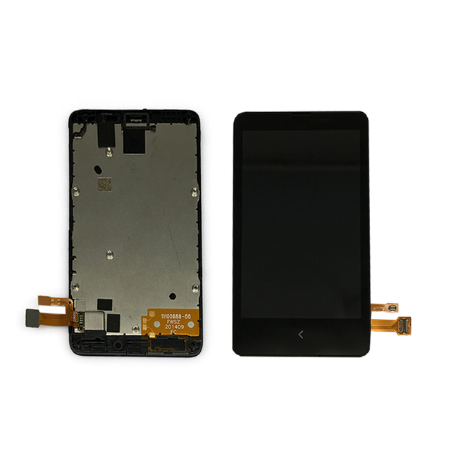 Original New LCD Screen For Nokia Lumia X LCD Touch Screen Digitizer Replacement Parts