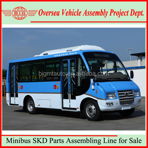 China Mini Bus for Sale
