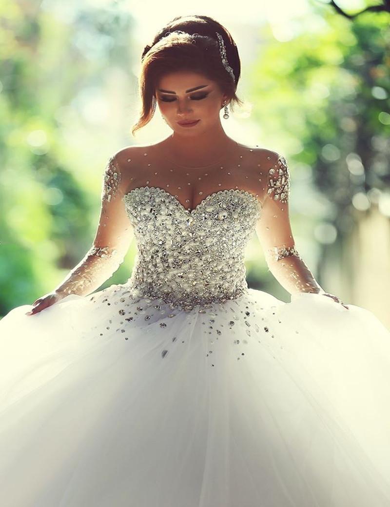 f46aa5588a Comprar tu vestidos de novia por internet  SI o NO