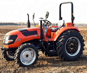 best price Italian brand 70hp 4wd farm tractor for sale