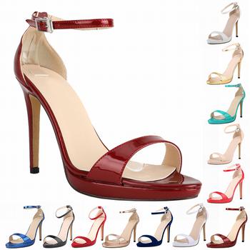 12dcec45b Free sample low price new design purple color lady high heel bridal fancy  sandal