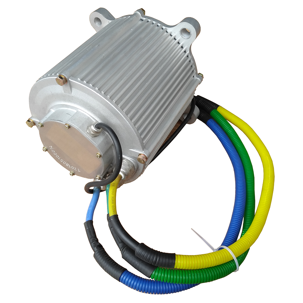 5kW PMSM Motor Driving Kit for Electric Vehicle