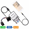 Apps2Car for BMW of X3 E83/ E39/E38/ E36 multifunctional USB/SD/AUX adapter for car radio
