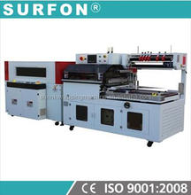 SURFON L Sealer Automatic Shrink Wrapping Machine With CE Certificate