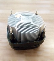 heat activated fan peltier cpu cooler