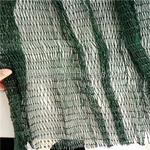 china high quality export 100% PE fishing net/twine/hot plastic fish net