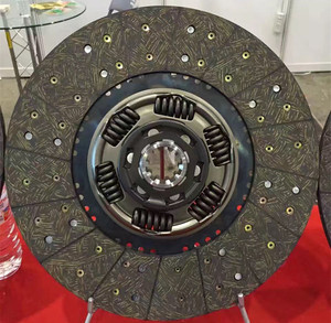 Auto spare parts Truck clutch disc plates kits with standard size