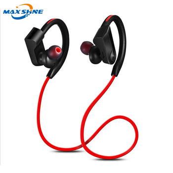 Maxshine K98 blue tooth 4.0 in-ear stereo earbud headphones, sports stereo wireless blue tooth headset