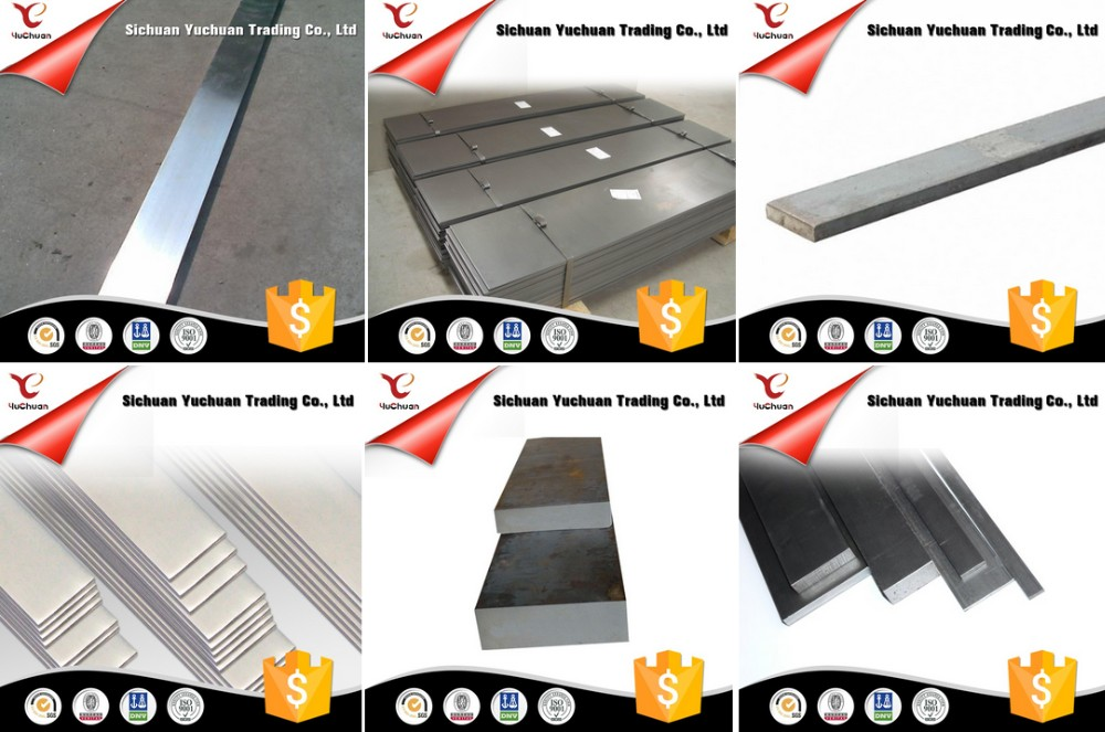 Prime Quality 440c Stainless Steel Flat Bar Low Price