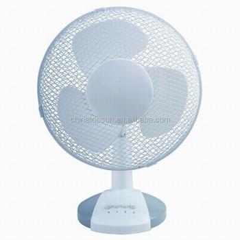 12 inch 30cm plastic pp desktop energy saving motor dc 12v for 12v dc table fan price
