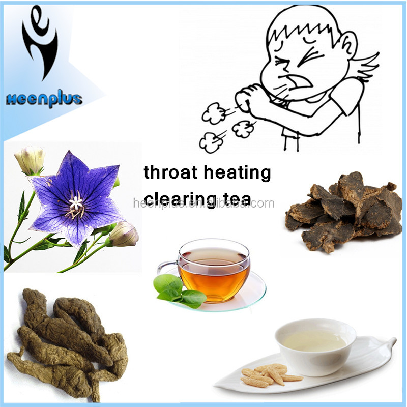 <strong>Health</strong> Care New Premium China Herbal Radix Wet Throat Tea for Sore Throat