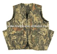 camo, camouflage Hunting game Vest, hunting clothing,