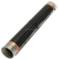 AC220V electric floor heating film, infrared film used for ceiling heating in floor heating system
