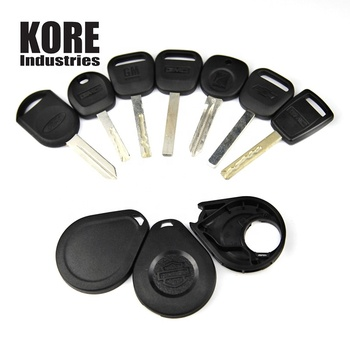 Auto Plastic Injection Moulding Car Key Cover