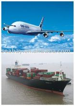 ocean/ sea / air freight from Zhanjiang Haikou Zhuhai China to Great Britain