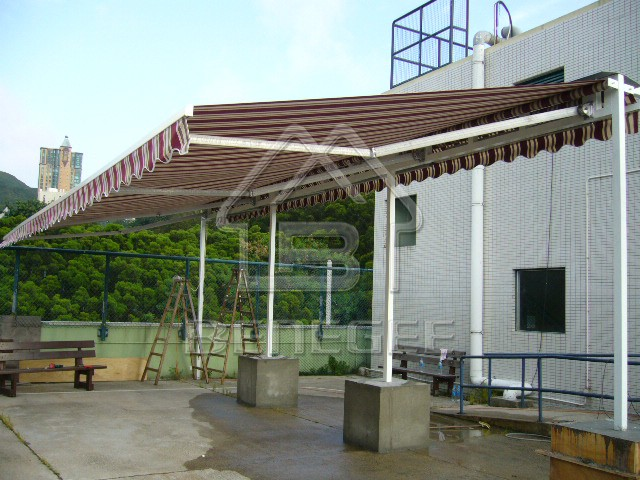 High Quality Retractable Free Standing Awning Buy Free
