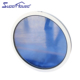 China supplier Australia AS2047 standard fixed round window impact resistant window cheap price