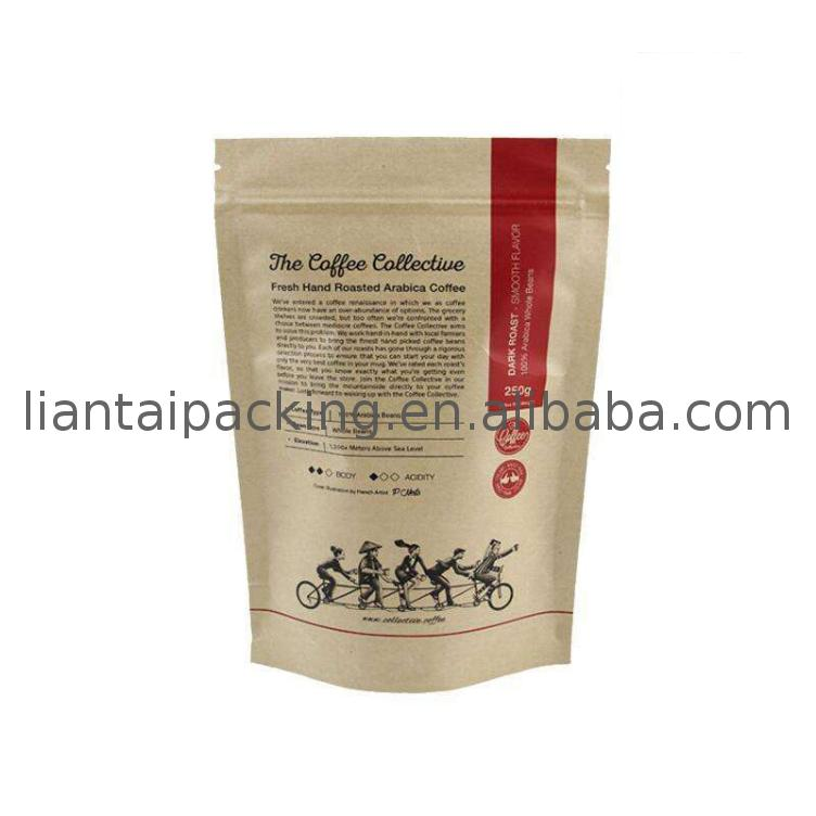 The Best China kraft paper bag packing machine logo handle