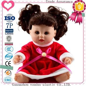 En Gros Cadeau De Noël Noir Chine Bébé Vivant Poupée Jouets Pour Enfants Buy Cadeau De Noëlpoupée Bébé Garçonpoupée De 12 Pouces Product