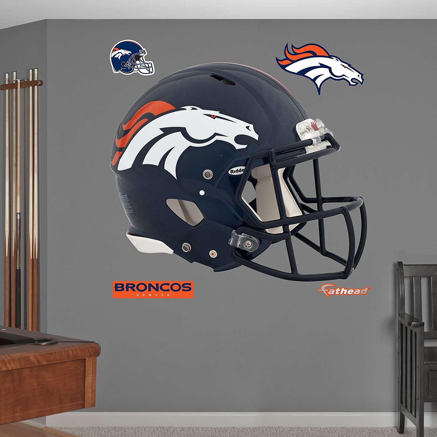 bd7addfcc Buy Fathead NFL Revolution Helmet Wall Decal in Cheap Price on ...