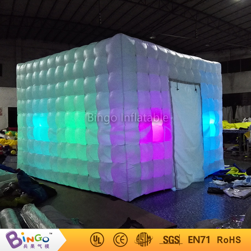 Popular inflatable camera 3d photo booth case for sale