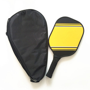 USAPA Approved Outdoor Pickleball Sports Professional Carbon Fiber Pickleball Paddle Set Factory Direct Sale