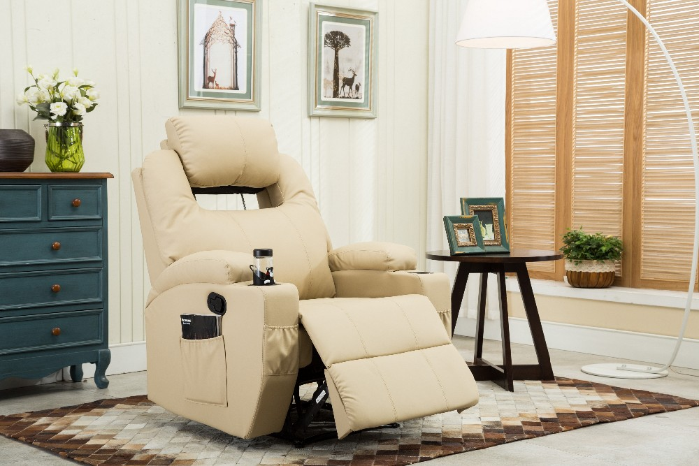 Xr 8017 2016 Best Hot Sale Leather Recliner Sofa Luxury
