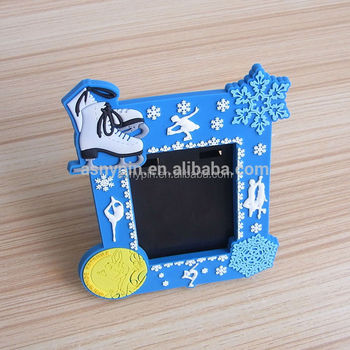 Figure Skating Theme Soft Pvc Picture Frames - Buy Soft Pvc Picture ...