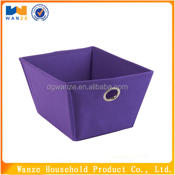 2014 factory high quality cheapest foldable large garden storage box