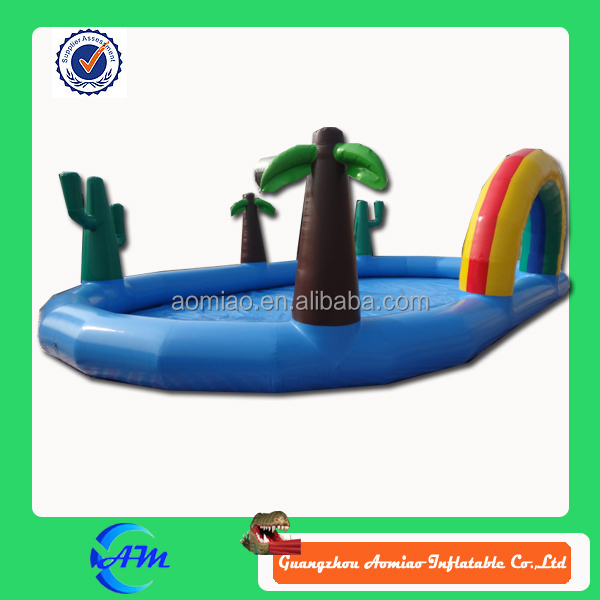 inflatable palm tree pool float best brand inflatable pool inflatable pool with arch