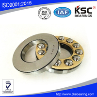 MT2 3/4 M thrust ball bearing inch bearings