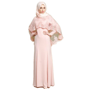 Latest arrival modern women ladies abaya muslim clothing wedding abaya