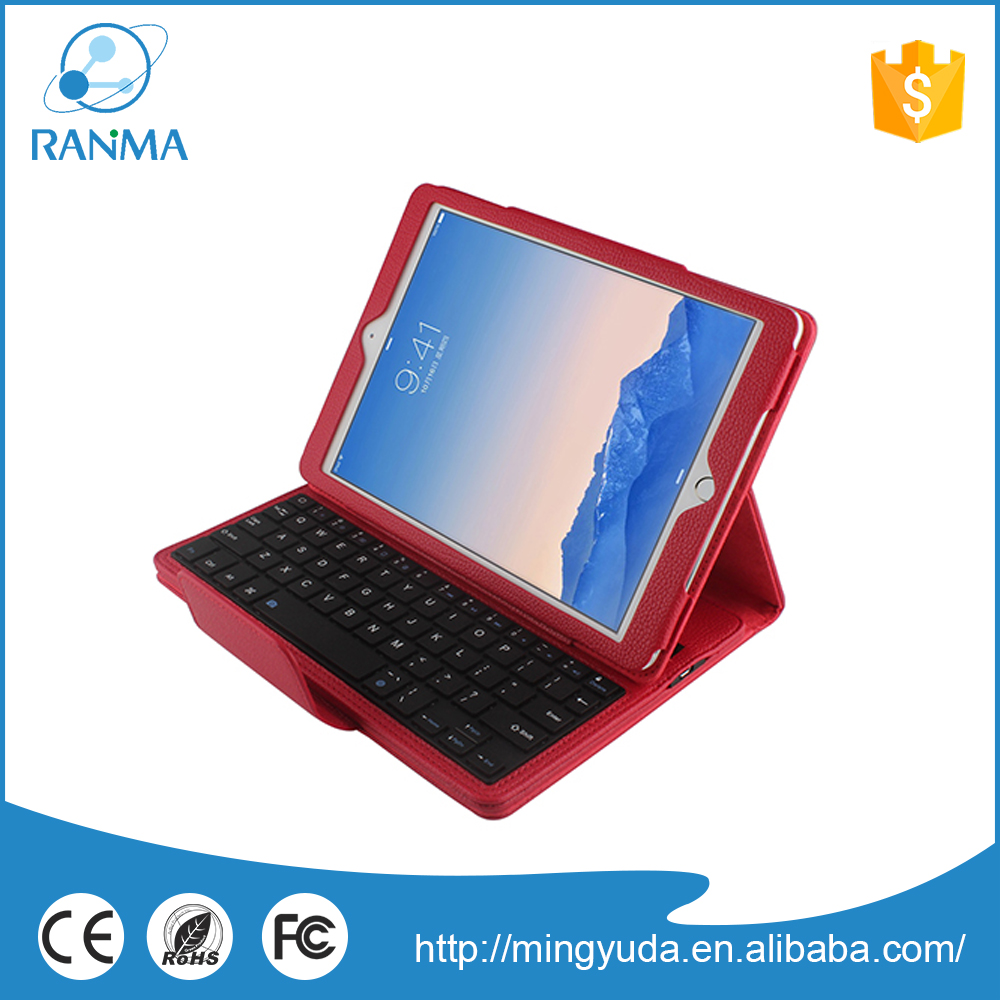 Wholesale Fashion Design tablet pc bluetooth keyboard case for ipad air 2