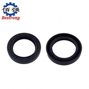 SHANGHAI 50 New Holland SNH495A 45*62*12 100*130*12 Rubber Oil Seal Of  Diesel Engine Parts / Crankshaft Oil Seal