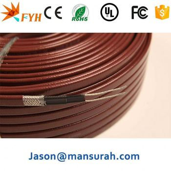 25 centigrade temperature soil warming solar cable for Soil warming cable
