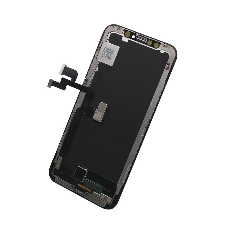 LCD Display For iPhone X XS XS Max OLED Touch Screen Display with Frame Digitizer Replacement Repair Parts