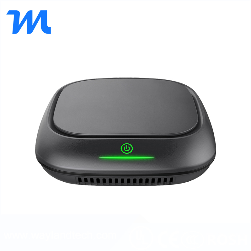 Best Price Car Accessories Mini Ionizer Car Air Purifier Manufacturing