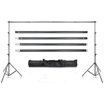 Muslin Backdrop Support System Background Stand