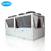 50tr 100 Ton 200 Ton Air Cooled screw water chiller 150KW 300 KW 500KW 600KW chiller