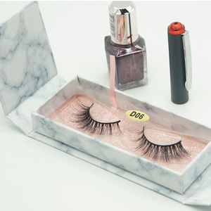 Own brand eyelashes 3D mink lashes private label 2 pairs limited edition mink eyelash box
