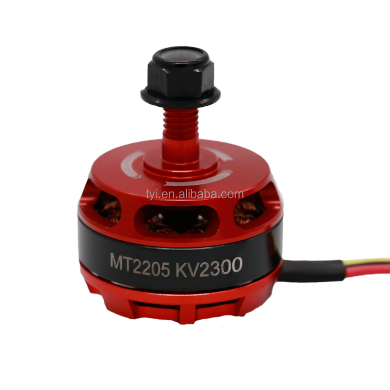 2205 2300kv Mini Small for Rc Plane Outrunner Brushless Motor for FPV Quadcopter RC Drone Airplane for Multicopter